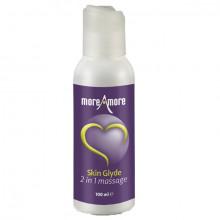 Moreamore Skin Glyde 2-i-1 Massasje og Glidemiddel 100 ml  1