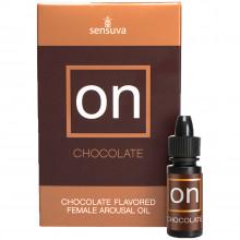 Sensuva On Stimuleringsolje med sjokoladesmak 5 ml