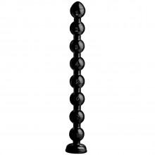Hosed Snake Thick Analkjede med tall, Medium 49 cm  1