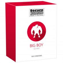 Secura Big Boy Kondomer 100 stk  1