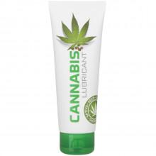 Cannabis vannbasert glidemiddel 125 ml  1