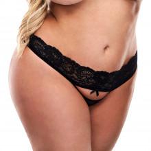 Baci Open Back Blondetruse Plus Size  1