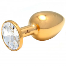 Rosebuds Gold Swarovski Cristal Analugg Medium