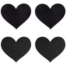 Peekaboos Nipple Stickers Hjerte 2 pk  1