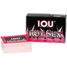 I.O.U Hot Sex Spill for Par