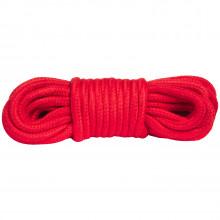 Baseks Rødt Bondagetau 10 m produktbilde 1