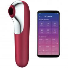 Satisfyer Dual Love Klitorisstimulator Produktbilde med app 1