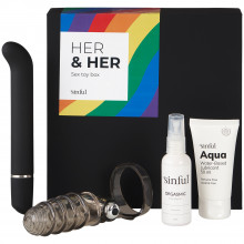 NEW - Sinful Her&Her Sexlegetøj Boks  Product 1