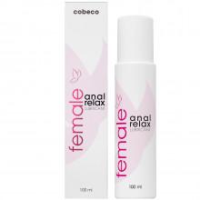 Cobeco Female Anal Relax Glidemiddel 100 ml produktbilde 1