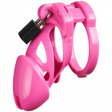 The Vice Pink Chastity Device Product 1