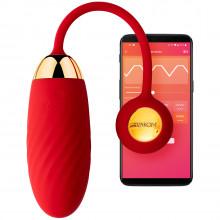Svakom Ella Neo Interaktiv App-kontrollert Vibratoregg Produktbilde med app 1