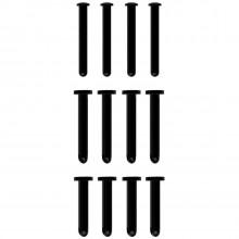 Mancage Svart Spare Pin Set 12 stk Produktbilde 1