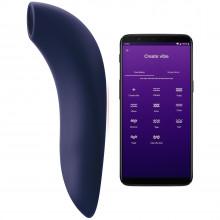 We-Vibe Melt App-Controlled Blå Klitorisstimulator