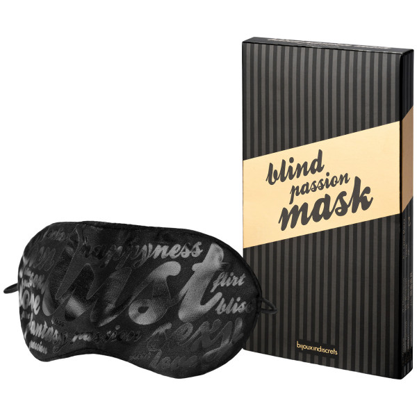 Bonbons Blind Passion Love Mask  2