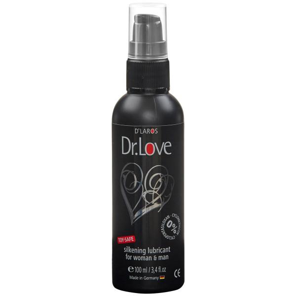 Dr. Love Silikonbasert Glidemiddel 100 ml  1