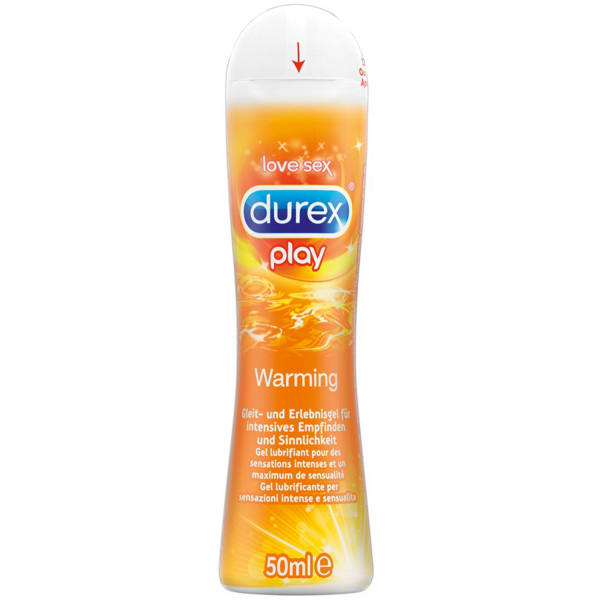 Durex Play Varmende Glidemiddel 50 ml  1