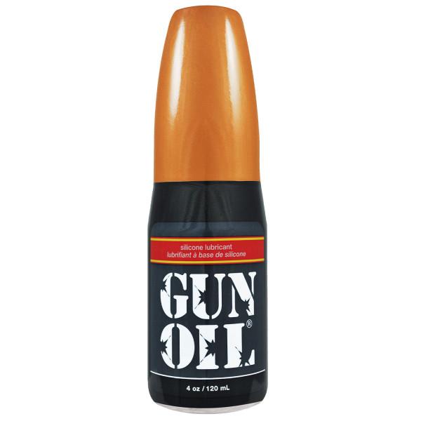 Gun Oil Silikonbasert Glidemiddel 118 ml  1