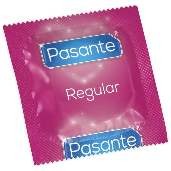 Pasante Regular Kondomer 12 stk.  2