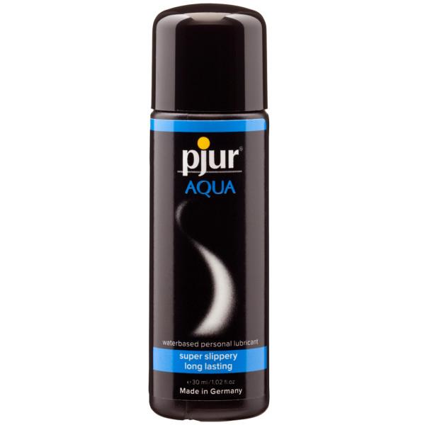 Pjur Aqua Vannbasert Glidemiddel 30 ml  1