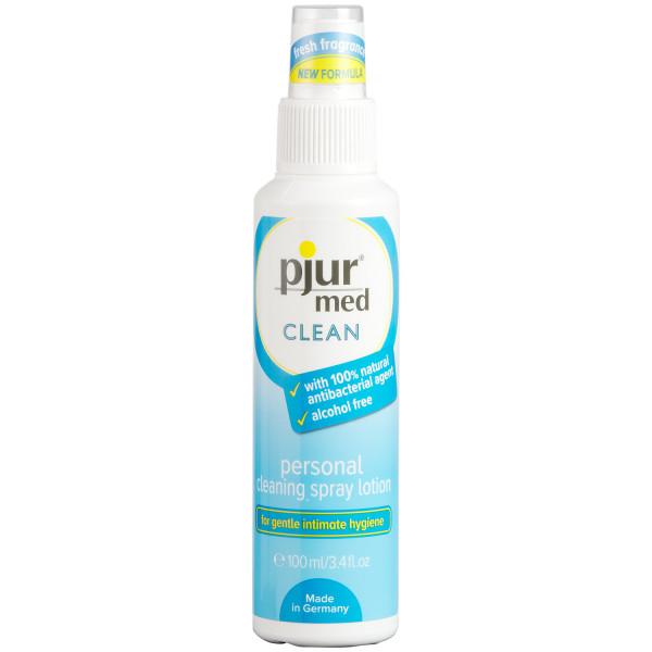 Pjur MED Clean Intim Spray 100 ml produktbilde 2