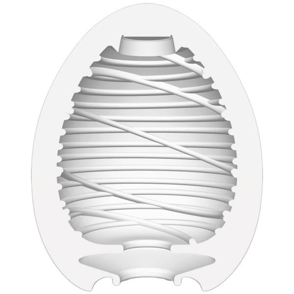 TENGA Egg Silky Onani Håndjobb for Menn  4