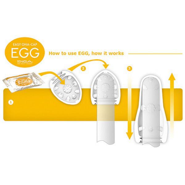 TENGA Egg Onanihylser 6 pk produktbilde 4