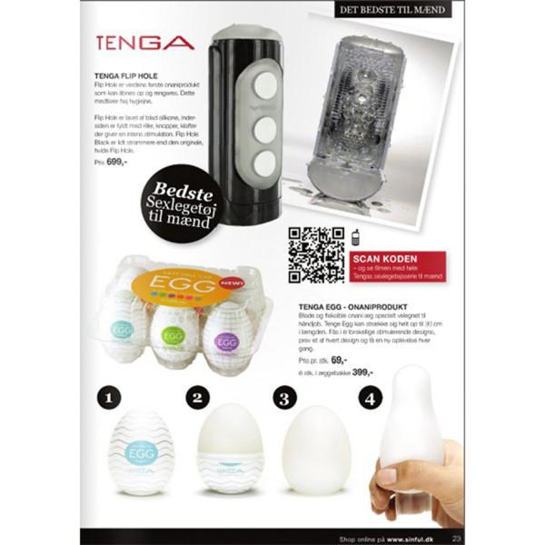 TENGA Egg Onanihylser 6 pk produktbilde 5