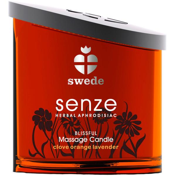 Swede Senze Massasjelys 150 ml  5
