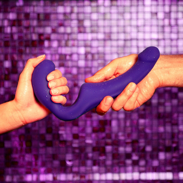 Fun Factory Share Strap-On Dildo i Silikon illustrasjon 4