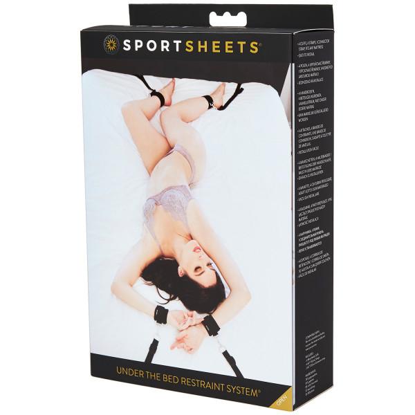 Sportsheets Bondage Sett til Sengen  100