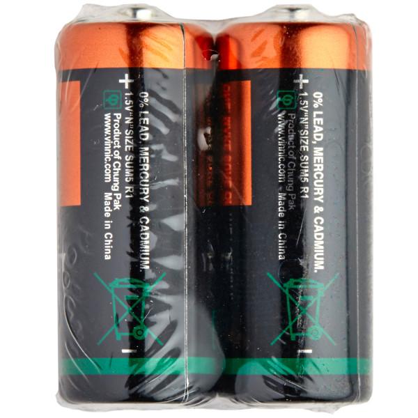 Sum5 LR! Batterier - 2 stk.  10