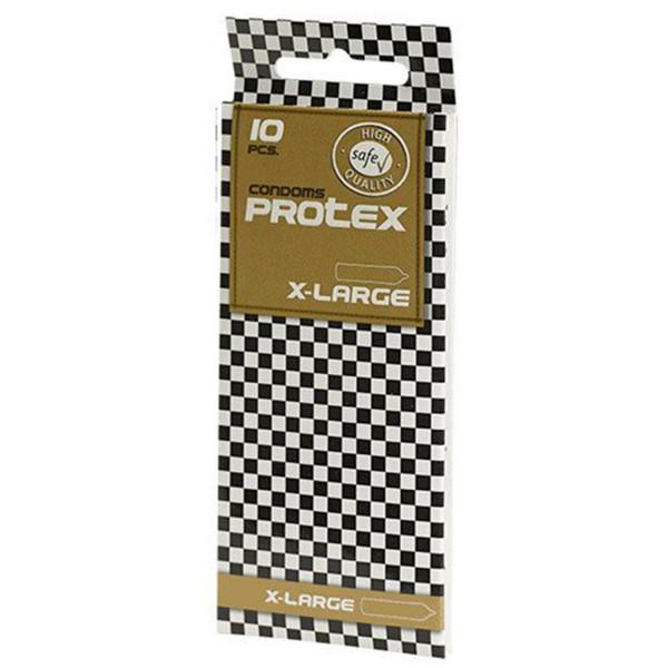 Protex X-Large Kondomer 10 stk.  1