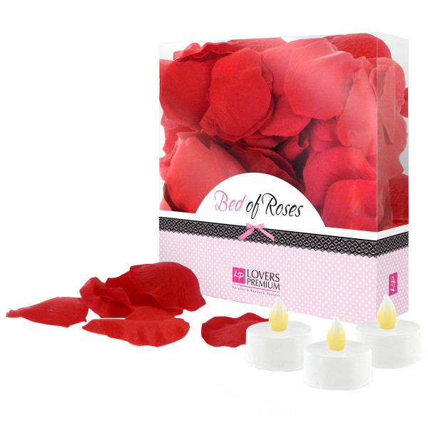 Lovers Premium Rose Petals Rosenblader  1