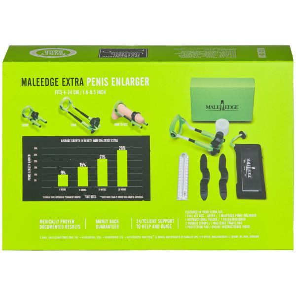 Male Edge Extra Penisforstørrer bilde av emballasje 90