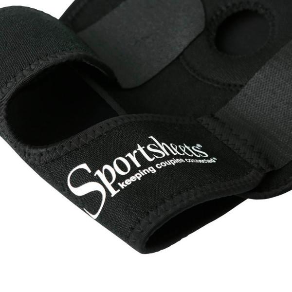 Sportsheets Strap-on seletøy til lår   3
