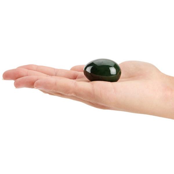 Jade Egg til Yoni Massasje og Bekkenbunnstrening  4