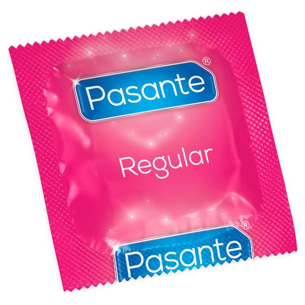 Pasante Regular Kondomer 144 stk.  2
