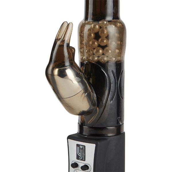 Loving Joy Jessica Onyx Rabbit Vibrator