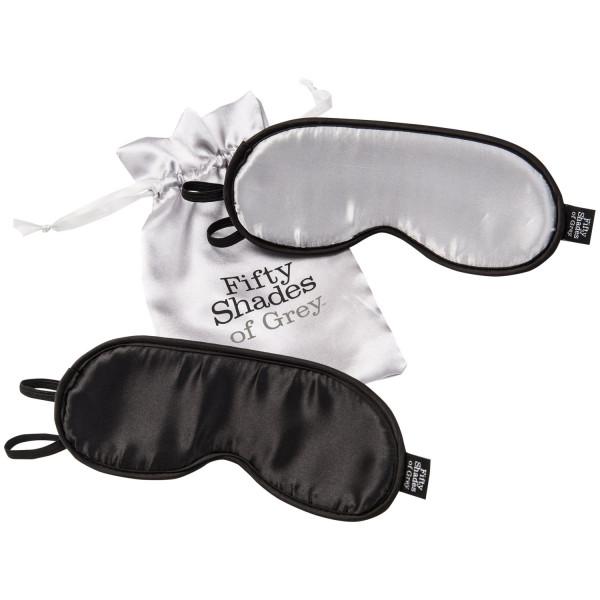 Fifty Shades of Grey Dobbelt Blindfold-sett  2