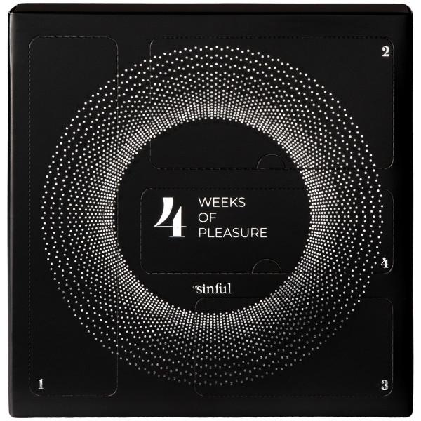 Sinful 4 Weeks of Pleasure Parboks  100
