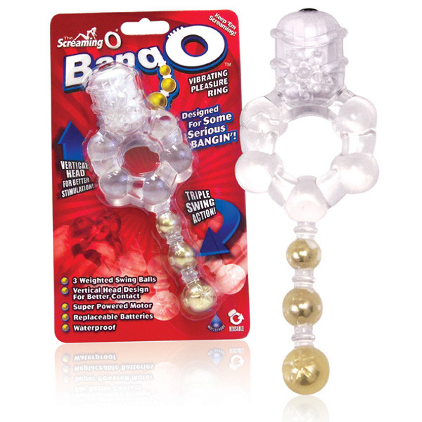 Screaming O BangO Vibrator Ring