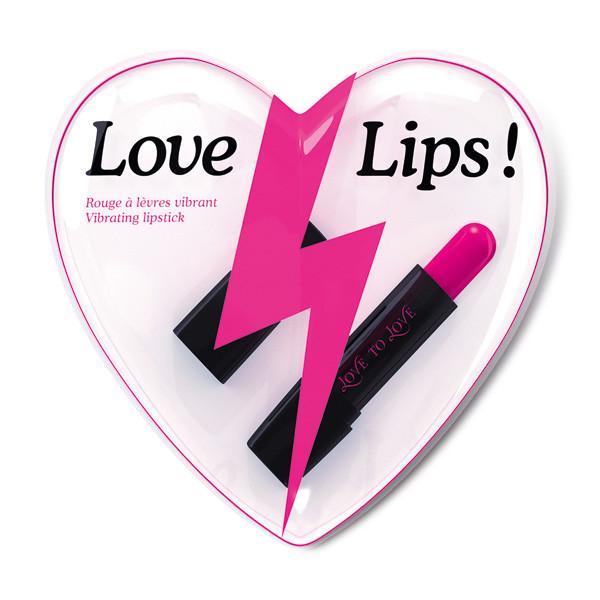 Læbestift Vibrator