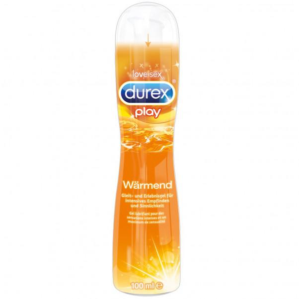 Durex Play Varmende Glidemiddel 100 ml  1