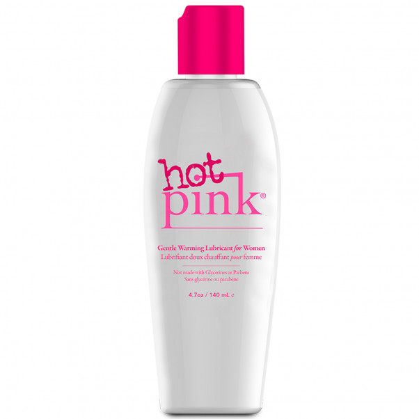 Pink Hot Varmende Glidemiddel 80 ml  1
