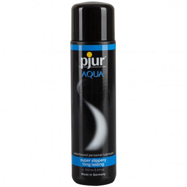 Pjur Aqua Vannbasert Glidemiddel 100 ml  1
