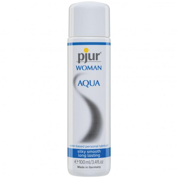 Pjur Woman Aqua Glidemiddel 100 ml  1