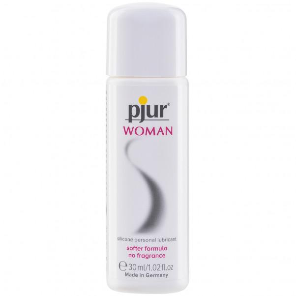 Pjur Woman Silikonbasert Glidemiddel 30 ml  1