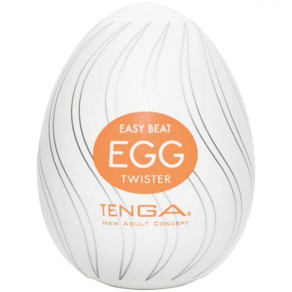 TENGA Egg Twister Onani Håndjobb for Menn produkt i hånd 1