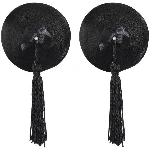 Bijoux Burlesque Pasties Brystsmykker i Lær Produktbilde 1
