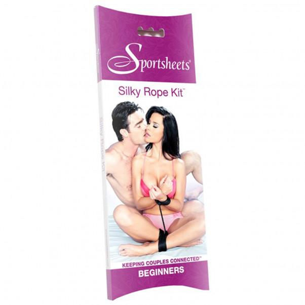 Sex & Mischief Bondage Silkemykt Tau  2